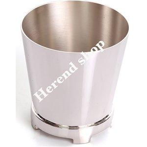 Gümüş Kaplama Minik Vazo