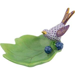 Yaprak Üzeri Kuş
