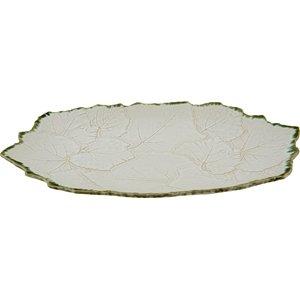 49x30 cm Stoneware Oval Servis