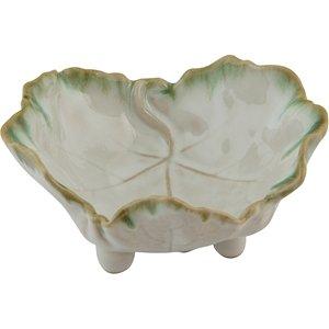 12x6 cm Stoneware Ayaklı Kase
