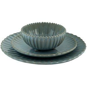 94 Parça Stoneware Yemek Takımı