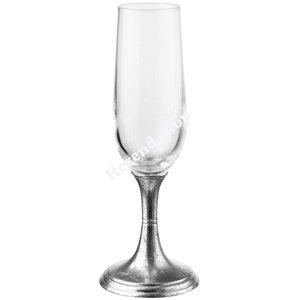 Kalay Cam Şampanya Bardağı
