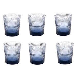 6 lı Su / Meşrubat Bardağı (Lacivert)