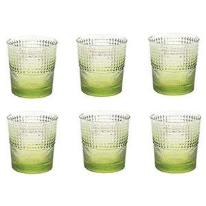 6 lı Su / Meşrubat Bardağı (Yeşil)