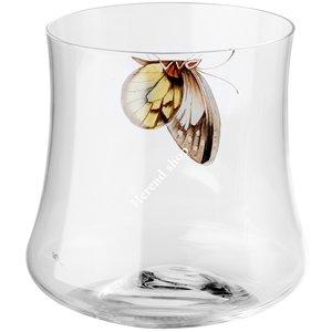 Kelebekli Su Bardağı