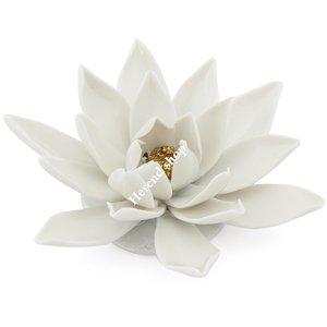 Dekoratif Porselen Nilüfer