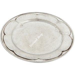 13 cm Kalay Ekmek - Aperitif Tabağı