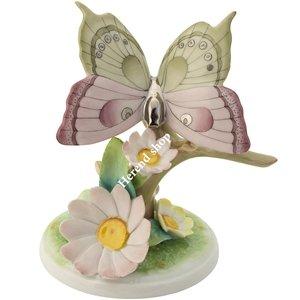 Kelebekli Çiçekler Biblo