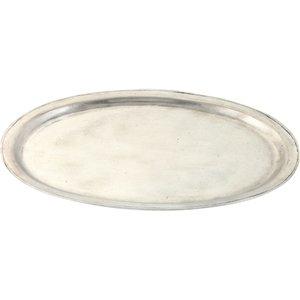 29 cm Kalay Servis Tabağı - Tepsi