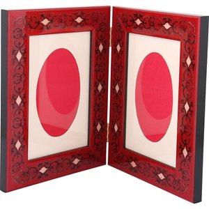 Marrakech  Rosso  Doppia  10x15 Çerçeve