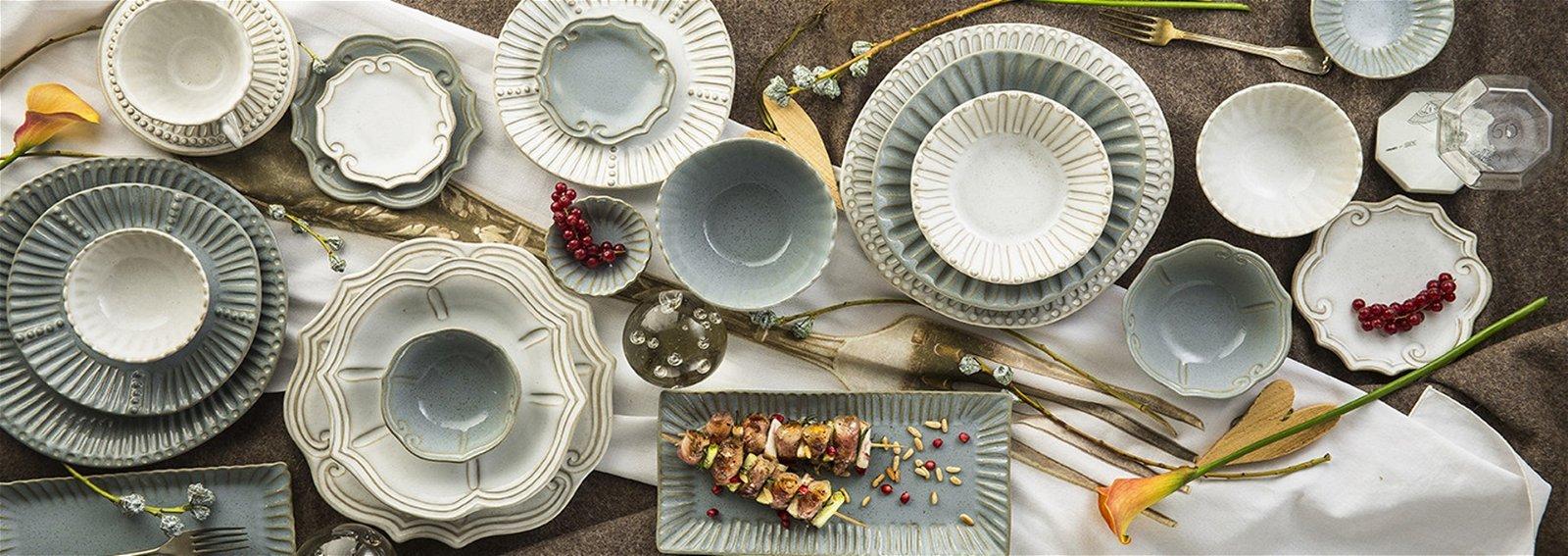 La Ceramica VBC Stoneware Yemek Takımları