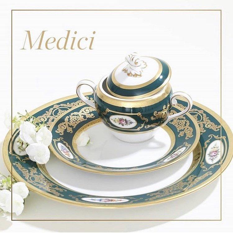 Medici - Porselen resim sanatı