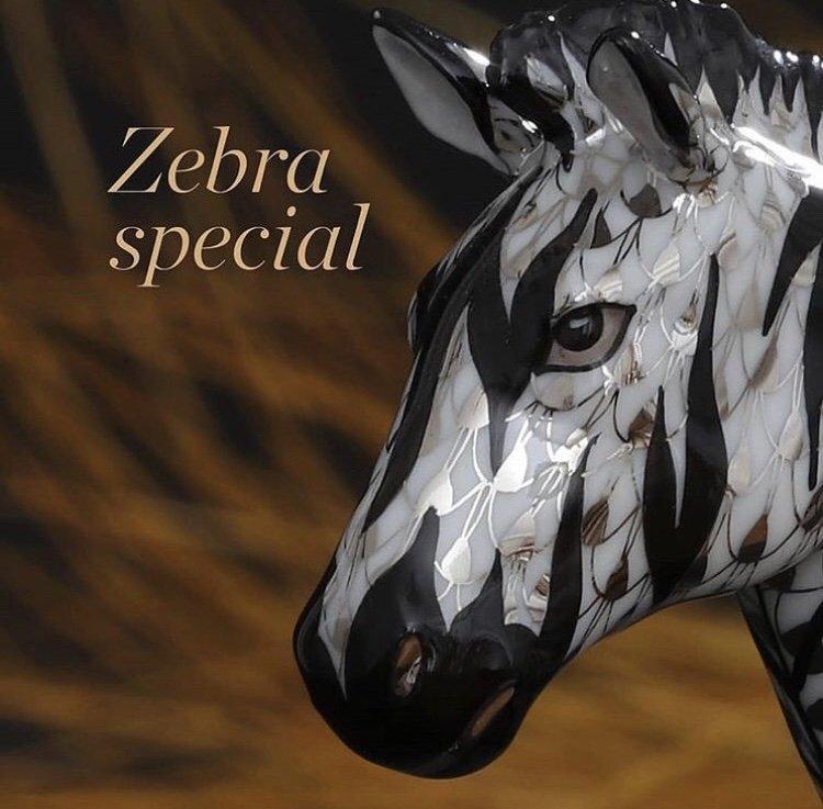 Özel Tasarlanmış Zebra