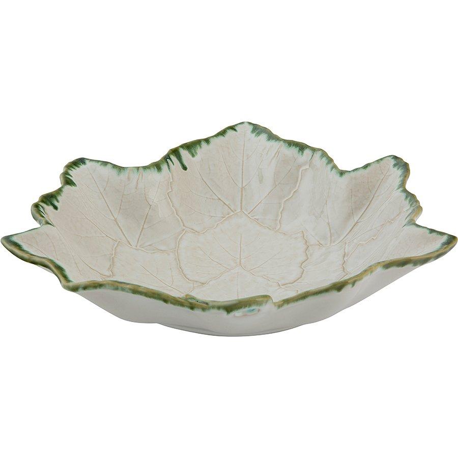 34x33 cm Stoneware Servis Kasesi