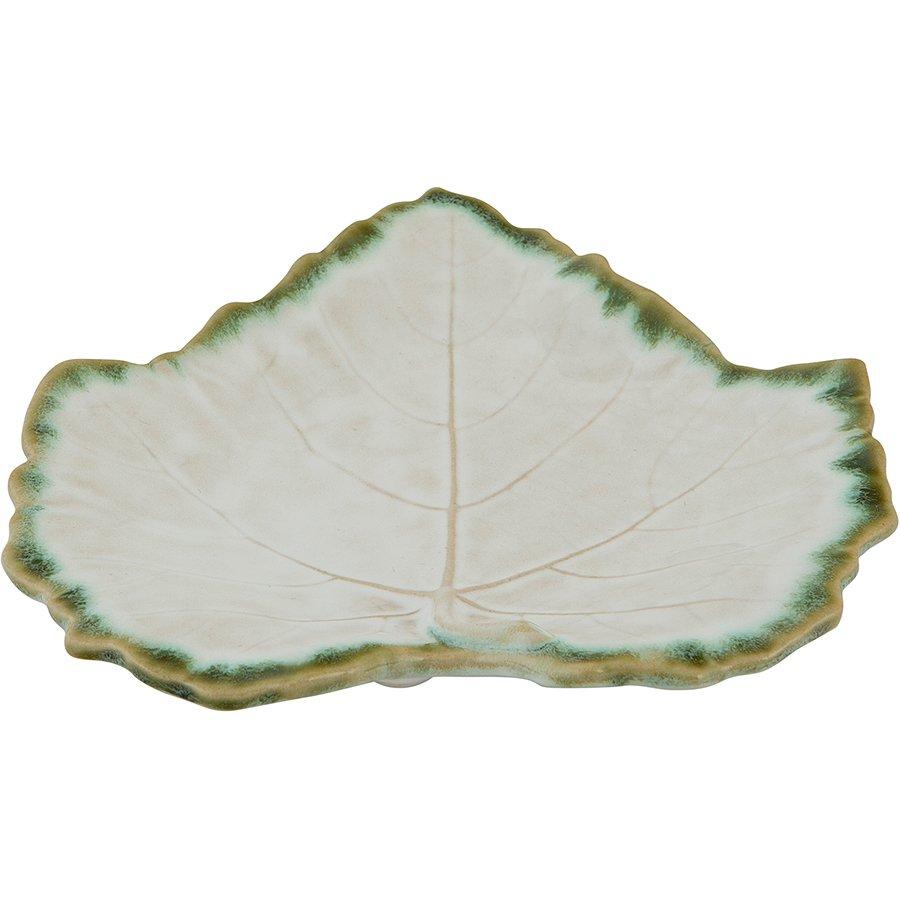 15x15 cm Stoneware Ekmek Tabağı