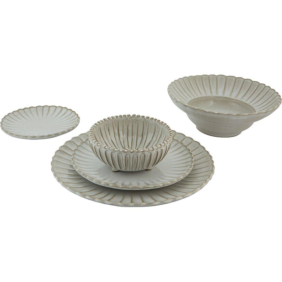 96 Parça Stoneware Yemek Takımı