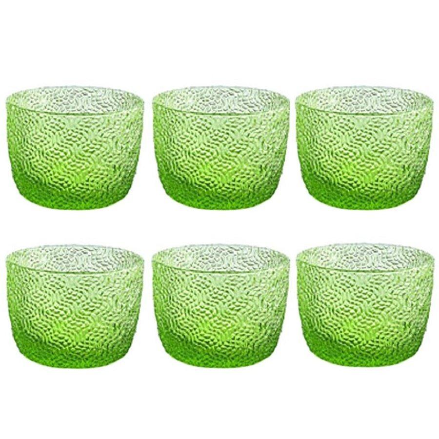6 lı Kase (Yeşil)